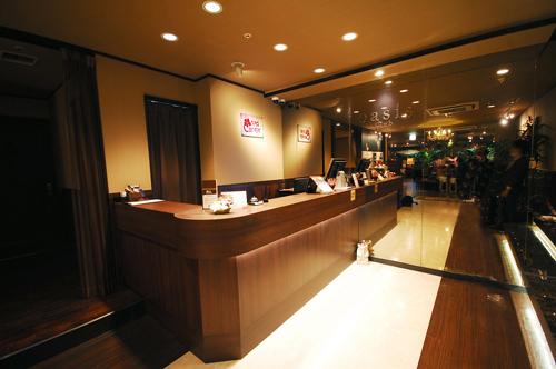 ホテル バリアン リゾート 新宿 本店